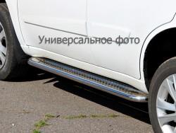 Защита заднего моста Suzuki Vitara 2015- Кольчуга
