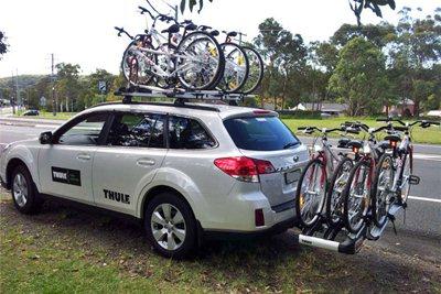 кріплення для велосипеда на авто
