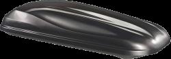 Бокс на крышу Junior Altro на 500 литров Glossy Black