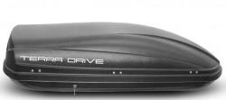 Черный бокс 440 литров односторонний Terra Drive
