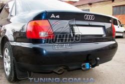 Сварной фаркоп Audi A4 седан, универсал 94-01 Тульчин