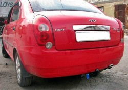 Прицепное Chery Jaggi седан 2006- Тульчин