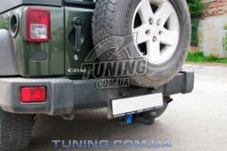 Прицепное Jeep Wrangler 2007- Тульчин