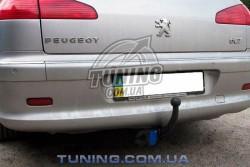 Прицепное Peugeot 607 седан 1999-2010 Тульчин