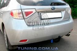 Прицепное Subaru Impreza хэтчбек 07-11, 11- Тульчин