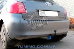 Прицепное Toyota Auris хэтчбек 2006-2012 Тульчин