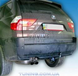 Прицепное на BMW X3 2004-2010 Полигон-Авто