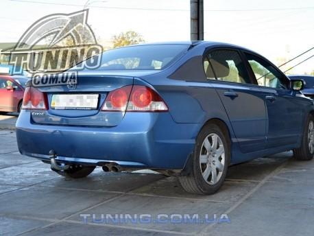 Фото Прицепное Honda Civic 2006-2011 седан Полигон