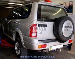 Прицепное на Suzuki Grand Vitara 1997-2005 Полигон-Авто