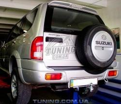 Сцепное под квадрат на Suzuki Grand Vitara 1997-2005 Полигон