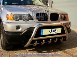 Кенгурятник BMW X5 E53