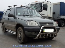 Кенгурятник Chevrolet Niva 2006-