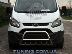 Кенгурятник Ford Transit Custom 2013-