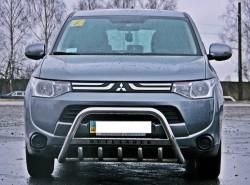 Дуга передняя Mitsubishi Outlander 2012-