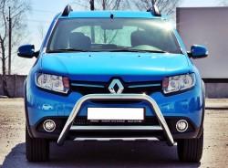 Кенгурятник Renault Sandero Stepway 13-