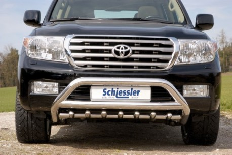 Фото Низкая дуга Land Cruiser 200 2007-2015 Schiessler