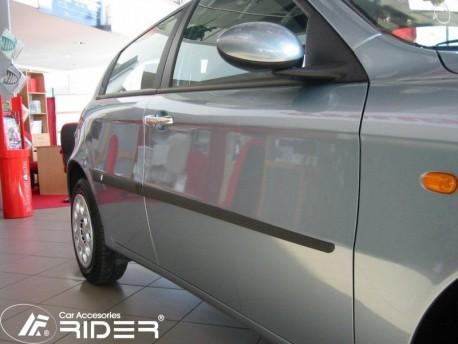Photo Молдинги дверей Alfa Romeo 147 00-09 5 дверей Rider