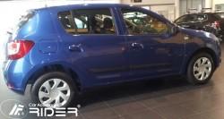 Молдинги дверей Renault Sandero 2013- Rider