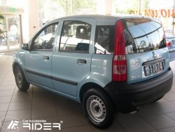 Молдинги дверей Fiat Panda 2003-2012 Rider