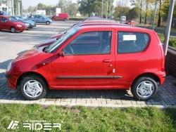 Молдинги дверей Fiat Seicento 1998-2003 Rider
