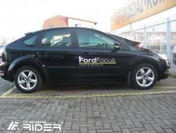 Молдинги дверей Ford Focus 2004-2011 Rider