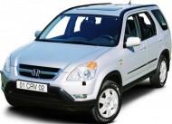 Молдинги дверей Honda CR-V 2002-2006 Rider