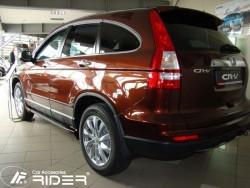 Молдинги дверей Honda CR-V 2010-2012 Rider