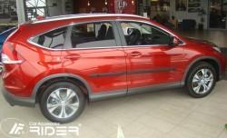 Молдинги дверей Honda CR-V 2012- Rider
