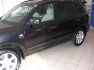 Молдинги дверей Hyundai Santa Fe 2006-2012 Rider