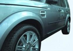 Молдинги дверей Land Rover Discovery 3, 4 Rider