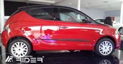 Молдинги дверей Lancia Ypsilon 2011- Rider
