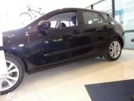 Молдинги дверей Mazda 3 2009-2013 Rider