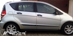 Молдинги дверей Mercedes A-Class W169 04-12 Rider