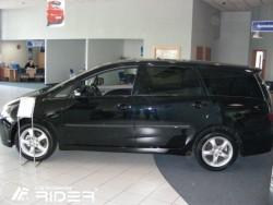 Молдинги дверей Mitsubishi Grandis 2004-2011 Rider