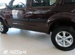 Молдинги дверей Nissan Pathfinder 04-15 Rider