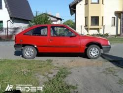 Молдинги дверей Opel Kadett 1985-1991 3 двери Rider