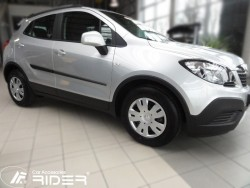Молдинги дверей Opel Mokka 2012- Rider