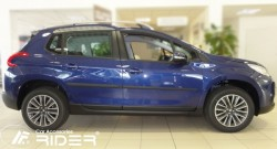 Молдинги дверей Peugeot 2008 2013- Rider
