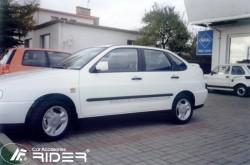 Молдинги дверей Seat Cordoba 93-03 седан, универсал Rider