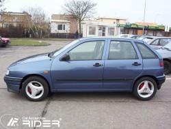 Молдинги дверей Seat Ibiza 1993-2002 5 дверей Rider