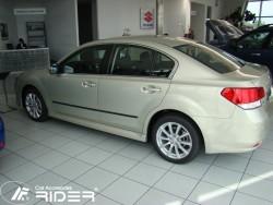 Молдинги на двери Subaru Legacy 2009- F11 Rider