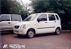 Молдинги дверей Suzuki Wagon R 2000-2008 Rider