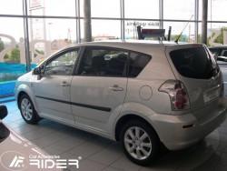 Молдинги дверей Toyota Corolla Verso 2004-2009 Rider