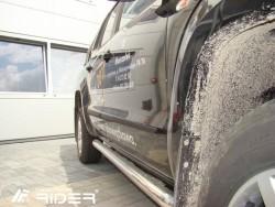 Молдинги дверей Volkswagen Amarok 2010- Rider