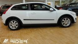 Молдинги дверей Volvo C30 2006-2013 Rider