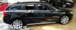 Молдинги дверей Volvo V60 2010- Rider