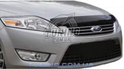 Дефлектор капота на Ford Mondeo 2007-2010 EGR темный