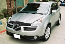 Дефлектор капота на Subaru Tribeca 2005-2007 EGR темный