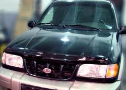 Дефлектор капота Kia Sportage 1994-2003 EGR