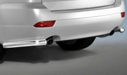 Защита задняя уголки Subaru Tribeca 2007- Cobra SUB1039
